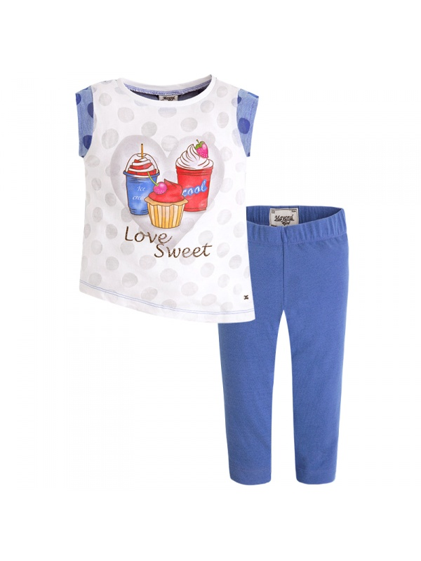 Комплект одежды MAYORAL Голубой р.92