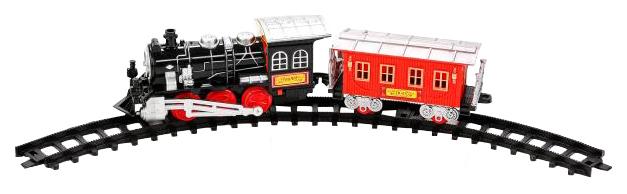 Купить Железная дорога Zhorya Экспресс (звук, свет), Детские железные дороги