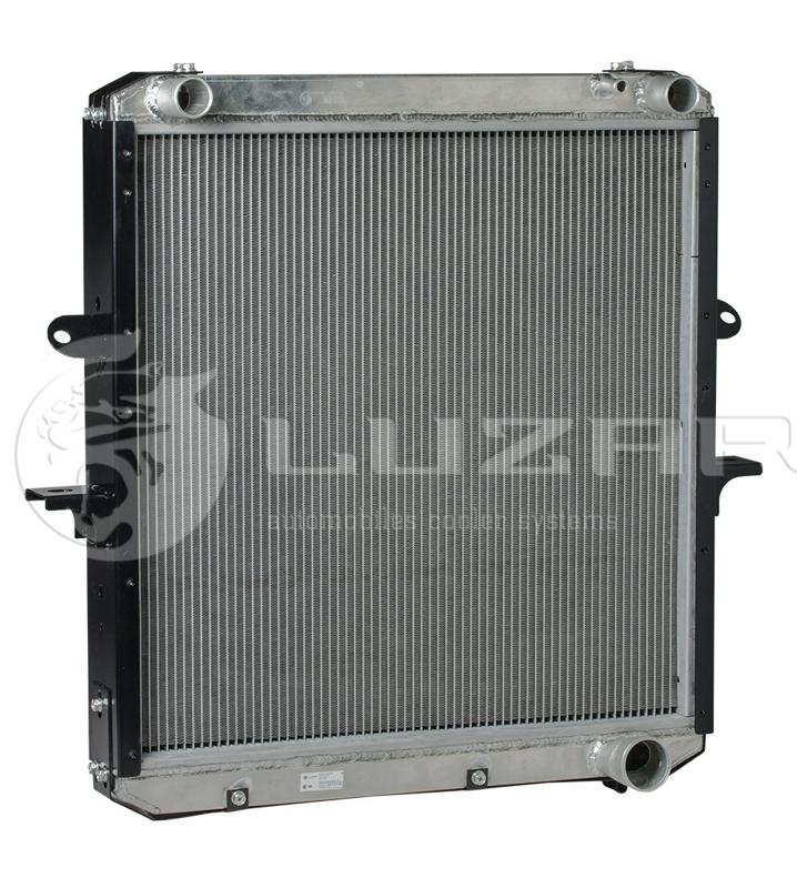 Радиатор охлаждения алюм. для а/м маз ямз-238 (lrc 1229) Luzar LRc 1229 фото