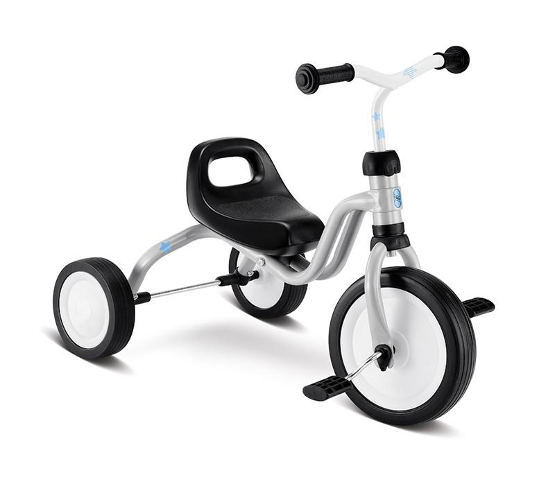 Купить Велосипед трехколесный Puky Fitsch silver, Детские трехколесные велосипеды