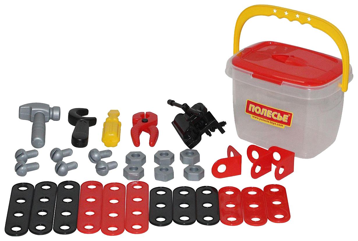 Набор игрушечных инструментов Polesie Механик 32 элемента