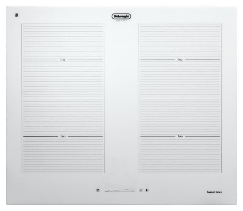 Встраиваемая варочная панель индукционная Delonghi PIND