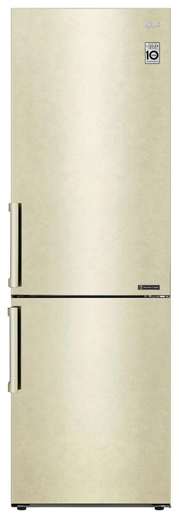Холодильник LG GA B 509 BEJZ Beige