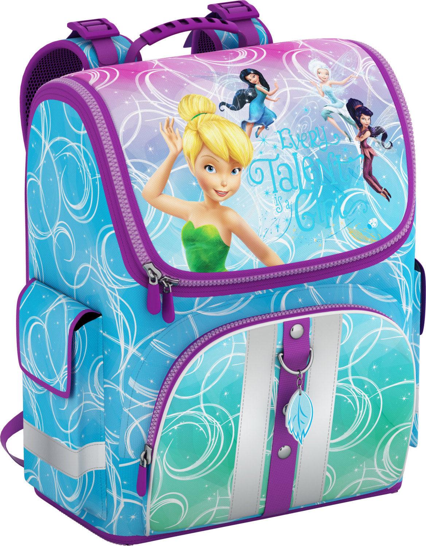 Купить Ранец Erich Krause Феи Цветочная вечеринка раскладной модель Light 42267, ErichKrause, Школьные рюкзаки для девочек
