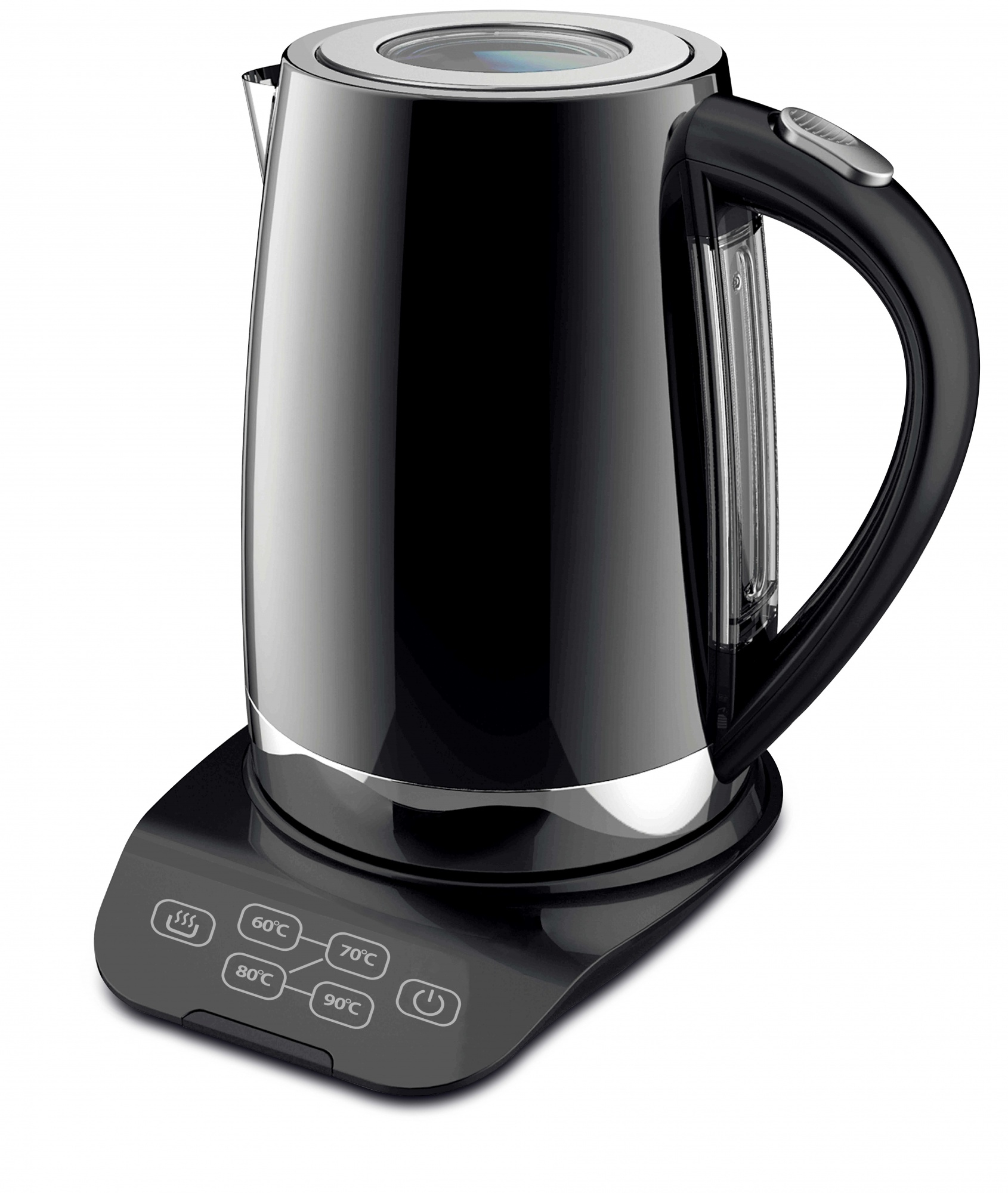 Чайник электрический Gemlux GL EK2217BL Black
