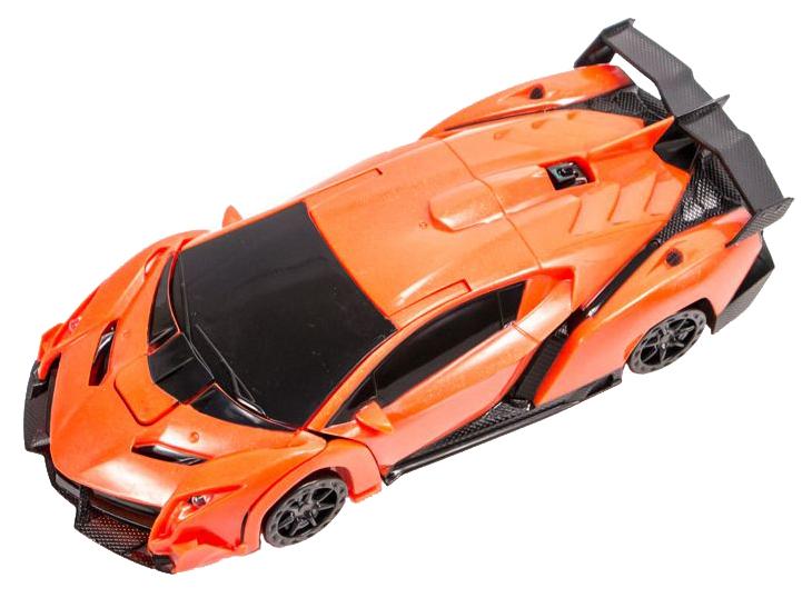 Радиоуправляемый трансформер Meizhi MZ Lamborghini Veneno Orange