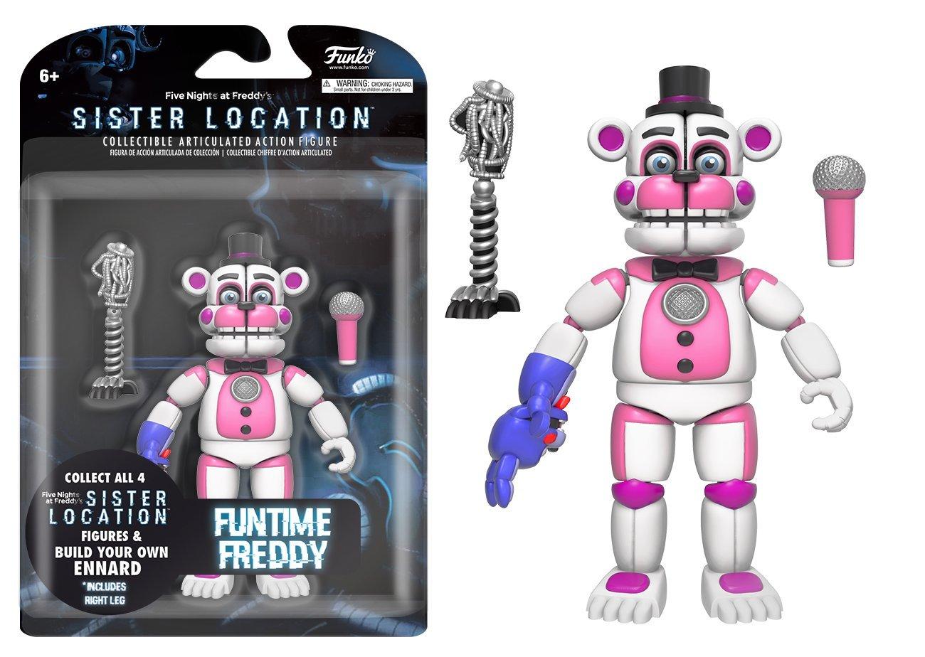 Купить Подвижная игрушка Фантайм Фредди Funtime Freddy Action Figure, Funko, Игровые наборы