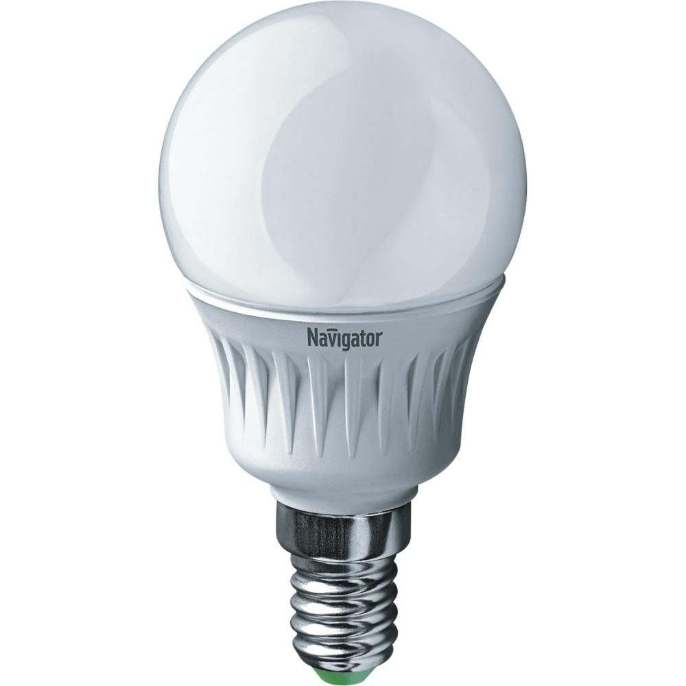 Эл,лампа Navigator LED-G45-7-230-4K-E14 94468