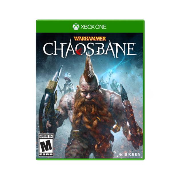 Игра Warhammer: Chaosbane для Xbox One фото