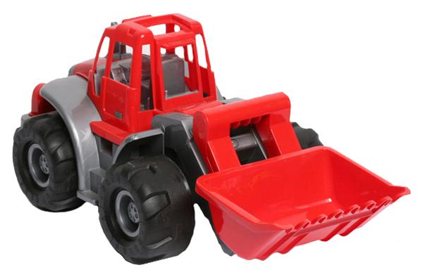 Нордпласт Трактор богатырь с грейдером Нордпласт Р12794 фото