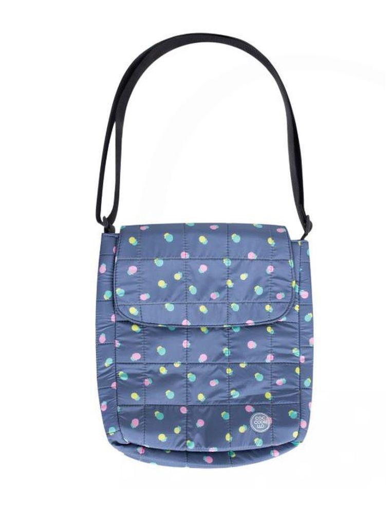 Купить Сумка для девочек COCCODRILLO синяя, Детские сумки