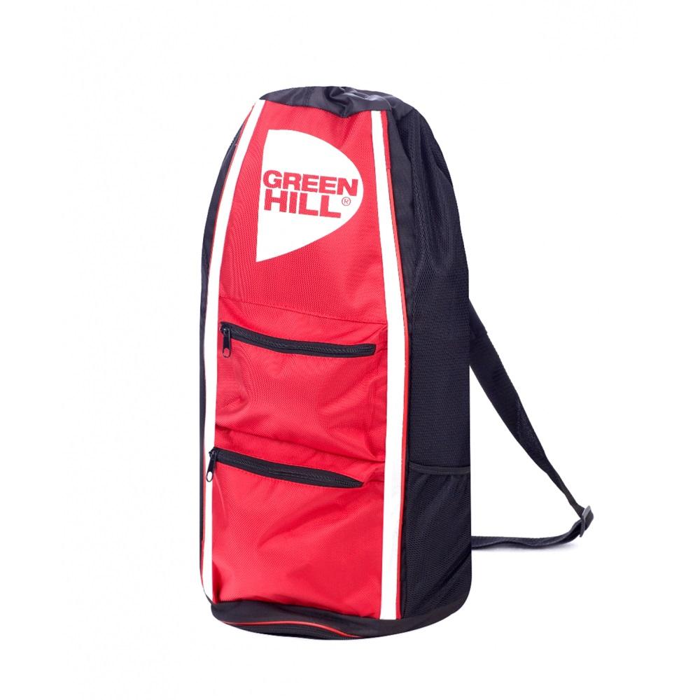 Спортивная сумка Green Hill STS 58 красная