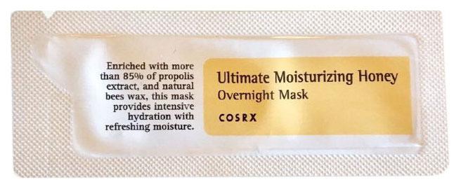 Маска для лица Cosrx Ultimate Moisturizing Honey Overnight 1,2 мл