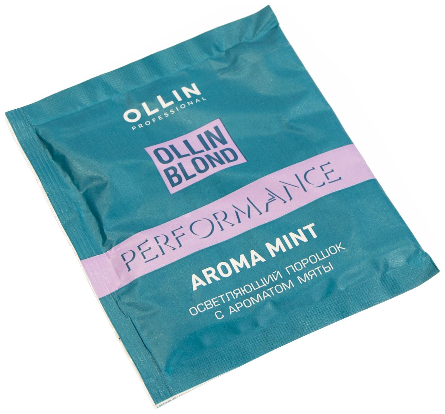 Осветлитель для волос Ollin Professional Blond Powder