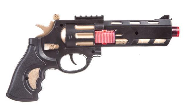 Огнестрельный игрушечный пистолет ABtoys 88C 2
