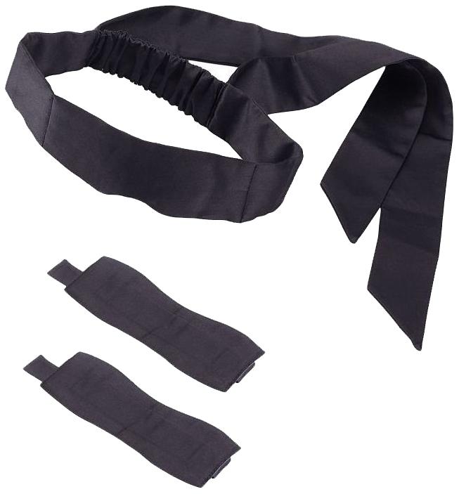 Набор для фиксации Roomfun маска на глаза и наручники