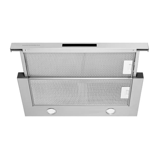 Вытяжка встраиваемая KUPPERSBERG Slimbox 60 X Silver