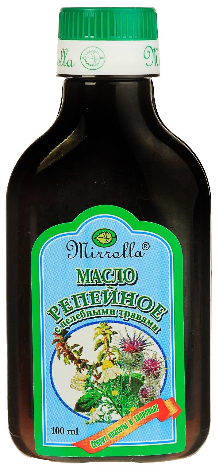 Картинка репейного масла