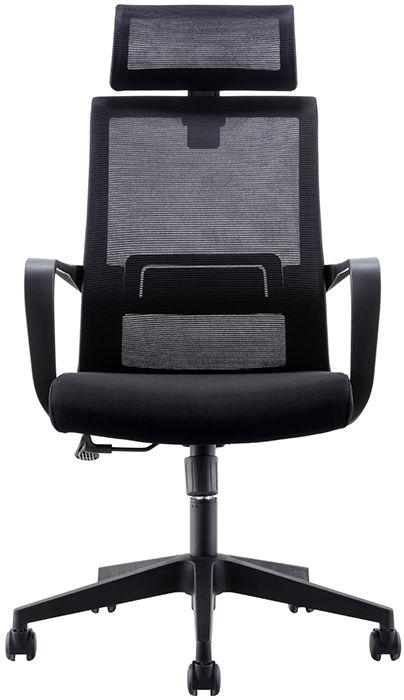 Офисное кресло Интер-LB черный