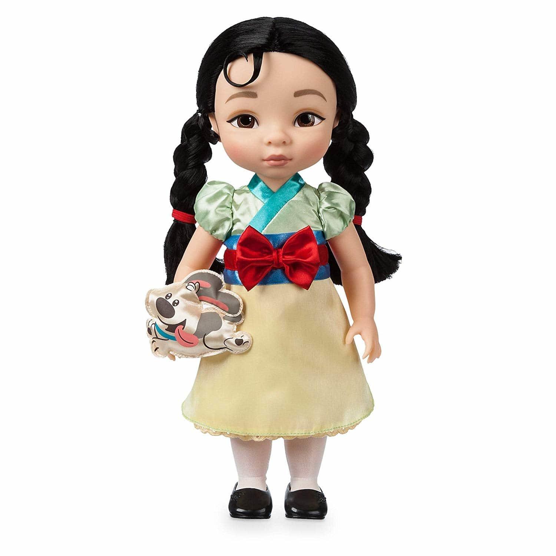 Купить Кукла Disney Princess Мулан Disney Animators' Collection 257856, Классические куклы