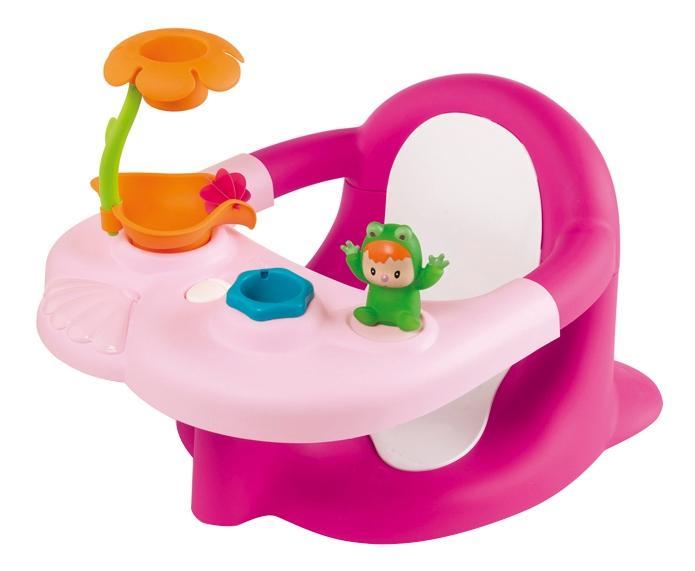 Купить 110605, Стульчик для ванной, розовый, 49*34*26см, 1/4, Smoby, Стульчики для купания малыша