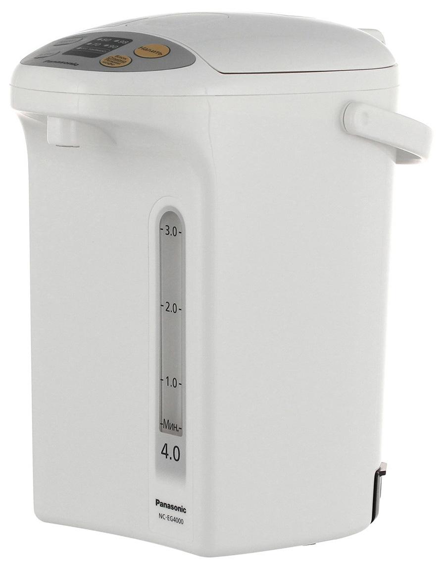 Термопот Panasonic NC EG4000WTS White