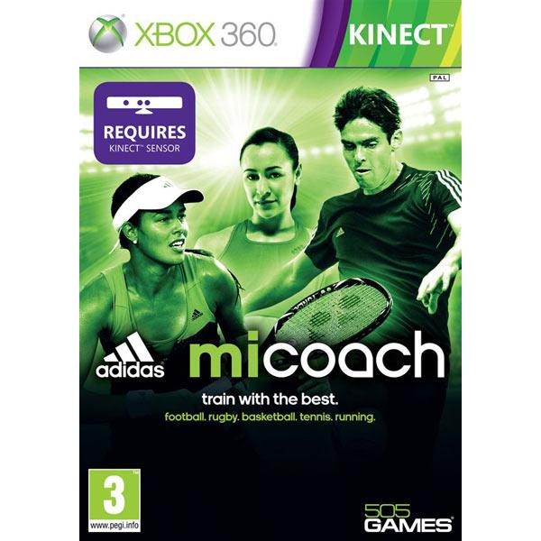 Игра Adidas miCoach для Xbox 360