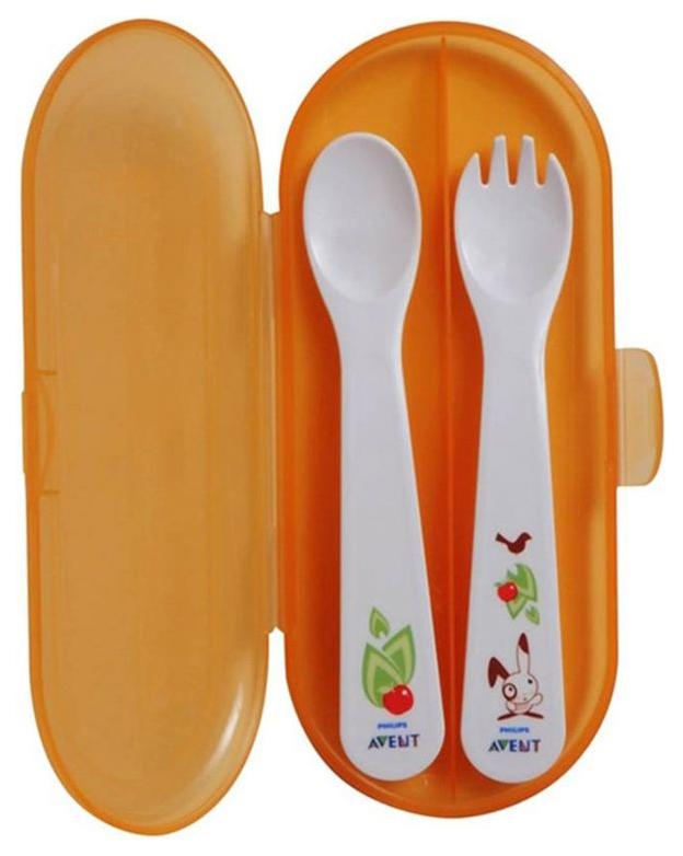 Купить Набор детских приборов Philips Avent SCF718/00, Посуда и столовые приборы