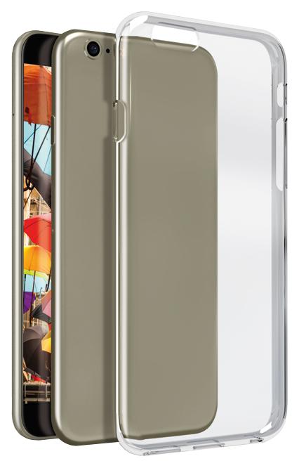Чехол InterStep SLENDER Apple iPhone7 Plus прозрачный по цене 589