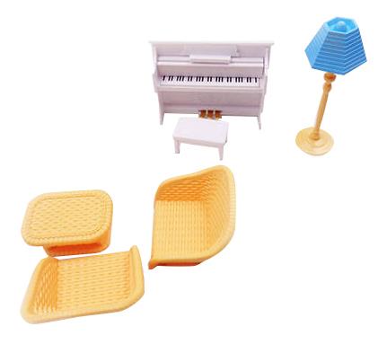 Набор мебели ABtoys Счастливые друзья для гостиной pt-00453