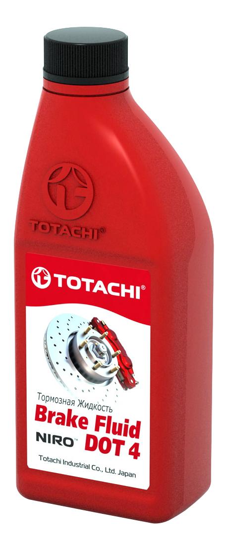 Тормозная жидкость TOTACHI NIRO Brake Fluid 0.5л 4562374694842 фото