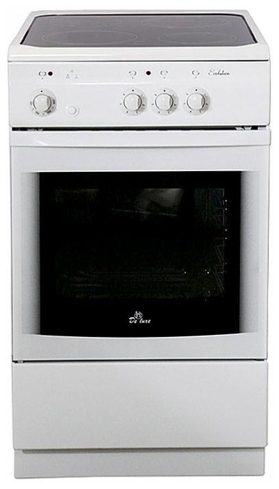 Электрическая плита De luxe 506003,04 эс