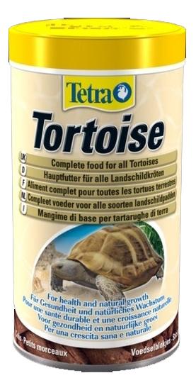 Корм для рептилий Tetra Tortoise для сухопутных