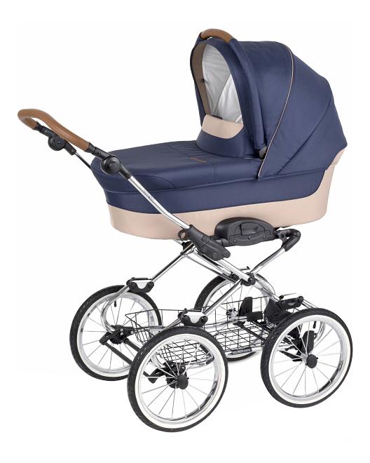 Купить Коляска-люлька Navington Caravel 12' crete, Коляски для новорожденных