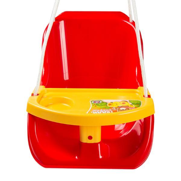 Купить 10960, Качели Mochtoys подвесные со столиком, Детские качели