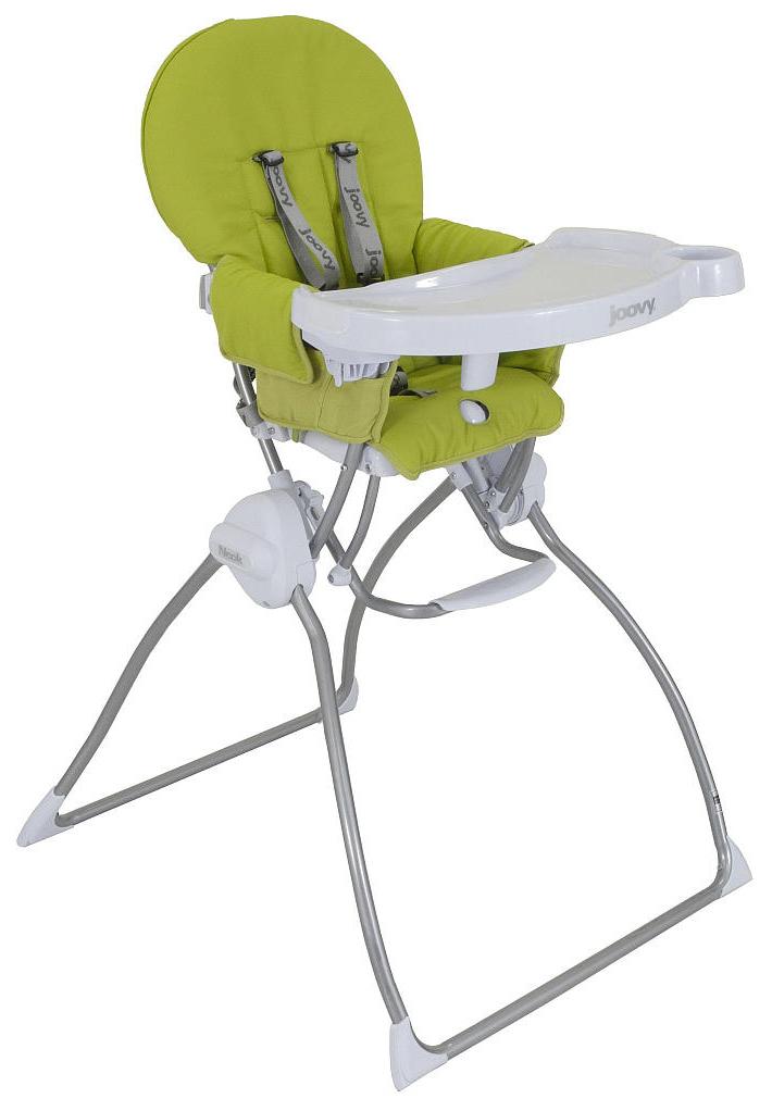 Nook High Сhair, Стульчик для кормления Joovy Nook High Chair Greenie Leatherette, Стульчики для кормления  - купить со скидкой