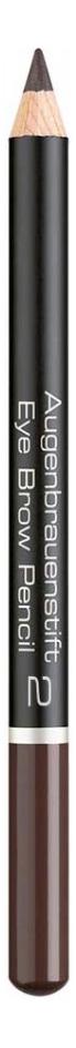 Купить Карандаш для бровей ARTDECO Карандаш для бровей 2 1, 1 г., карандаш для бровей 2 1
