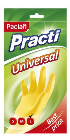 Перчатки для уборки Paclan Practi размер L