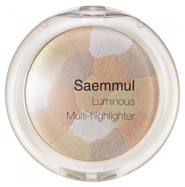 Купить Хайлайтер SAEM Saemmul Luminous Multi Highlighter 02 Gold Beige 8 г, THE SAEM