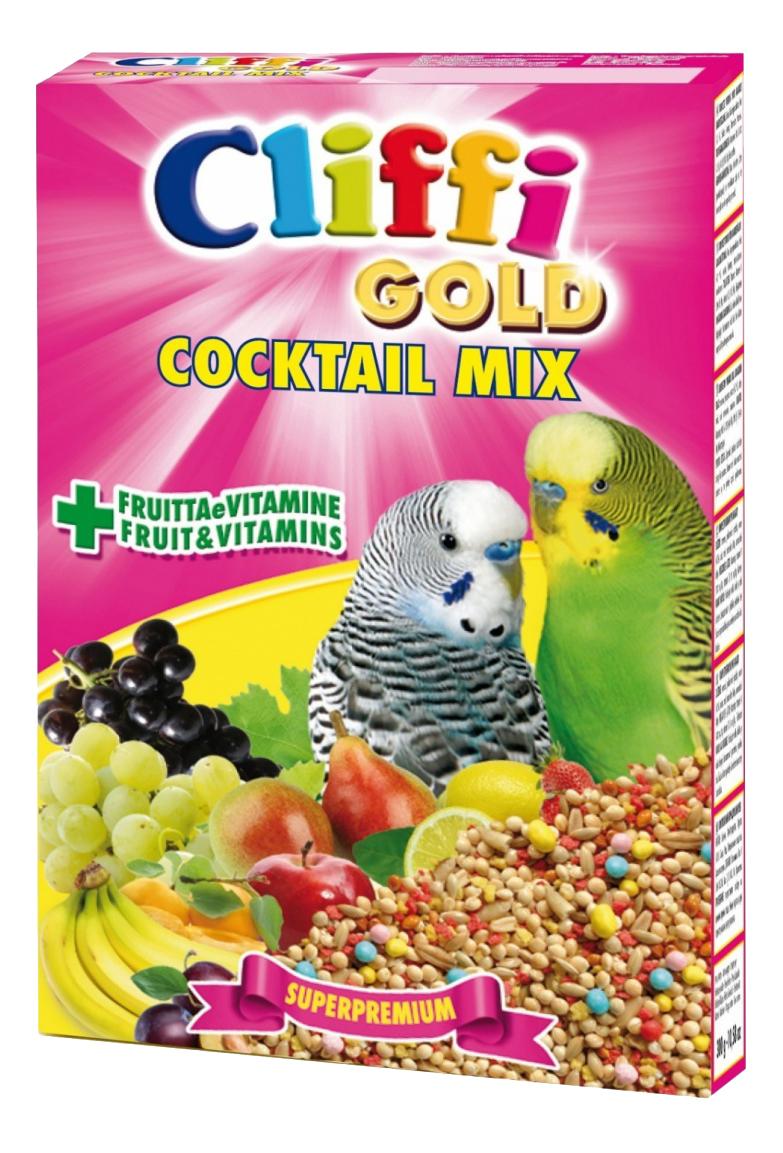Основной корм Cliffi для волнистых попугаев 300