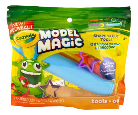 Набор для лепки из пластилина Crayola Model Magic