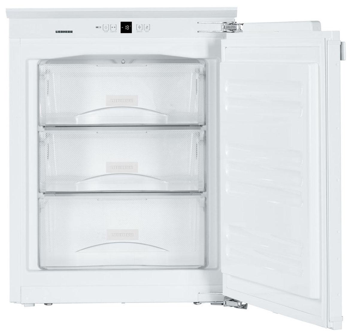 Встраиваемая морозильная камера LIEBHERR IG 1024 White