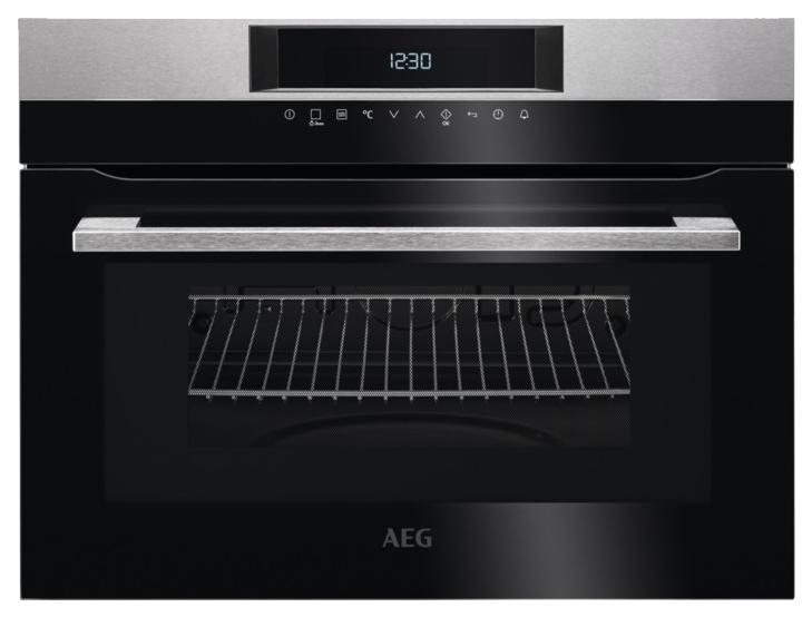 Встраиваемая микроволновая печь с грилем AEG Mastery