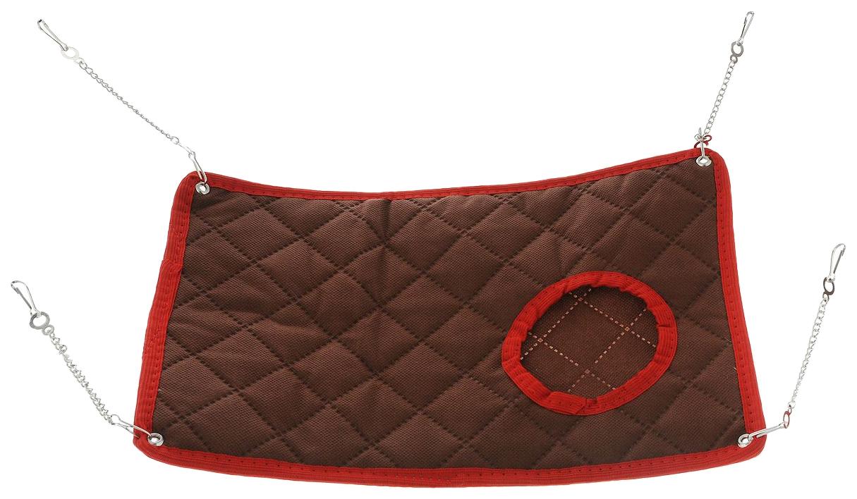 Гамак для хорьков и грызунов Petto текстиль