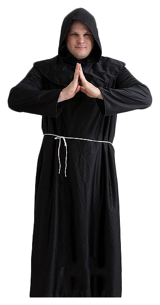 Карнавальный костюм Бока Монах 1576 рост