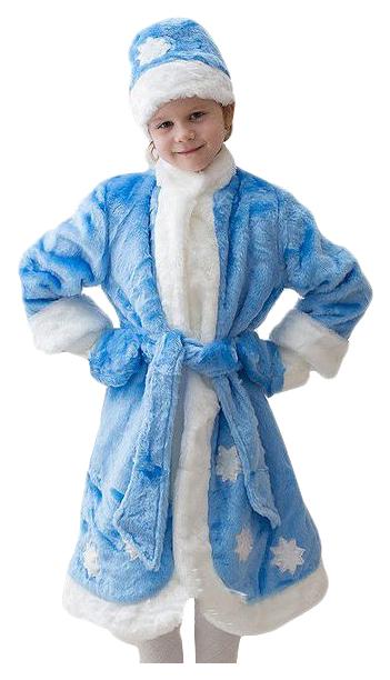 Карнавальный костюм Бока Снегурочка 952 рост