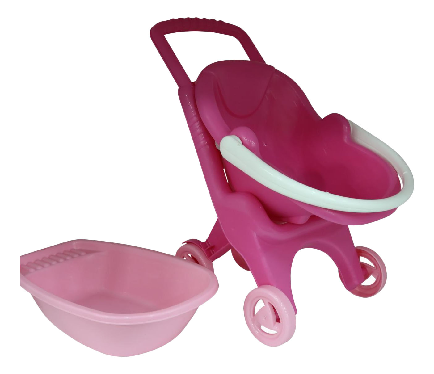 Купить Pink line 3х1, Набор для кукол Palau Toys Pink Line 42842_PLS, Аксессуары для кукол