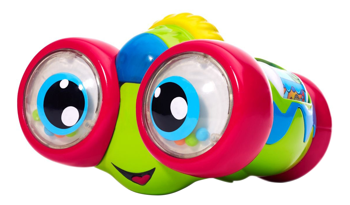 Интерактивная игрушка Chicco Бинокль
