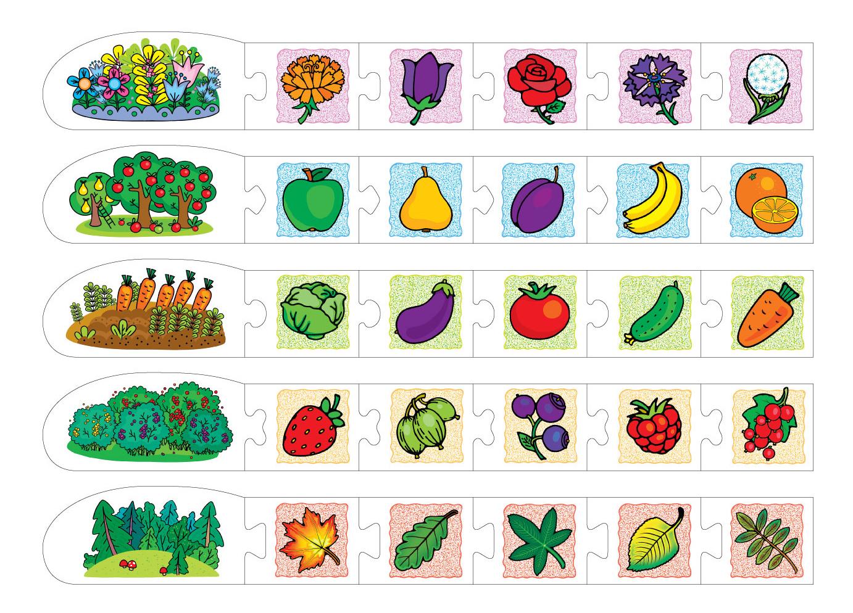 Игра искать фрукты на картинках
