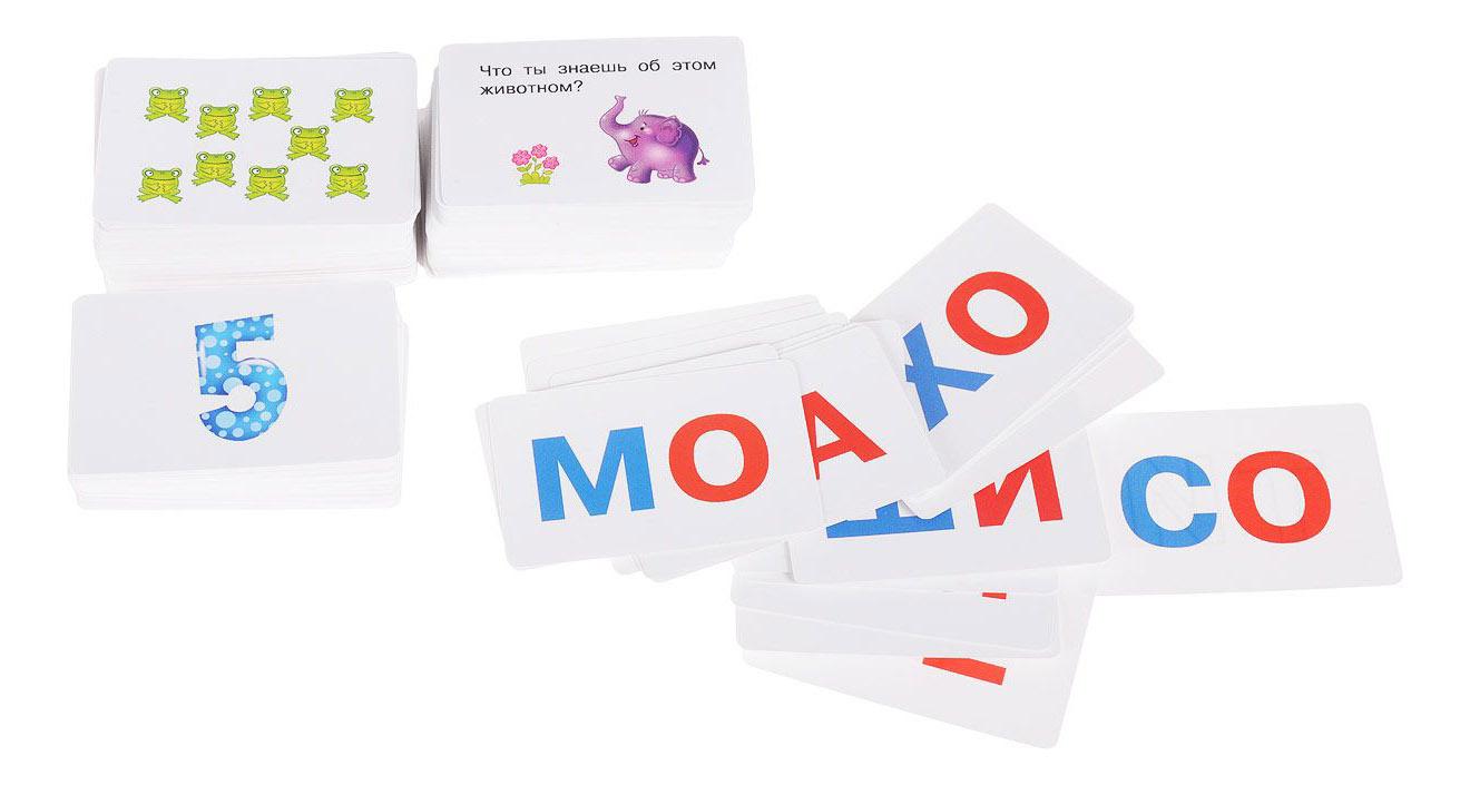 Комплект карточек полный курс подготовки к Школе Аст 978-5-17-982556-2 фото